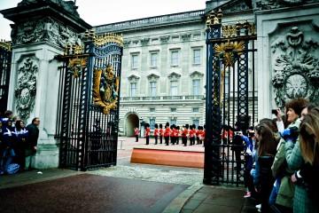 Londra Buckingam Palace