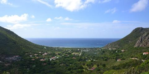 Vista di St. Barth, Caraibi