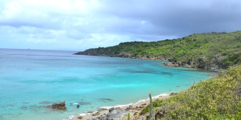Colombier Beach St. barth Caraibi