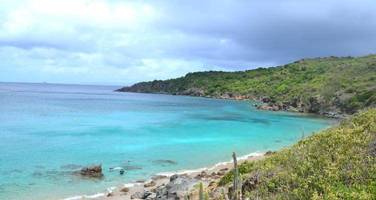 Colombier Beach St. barth Caraibi