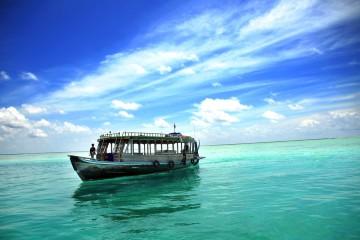 maldive dhoni