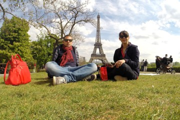 Weekend a Parigi: Tour Eiffel