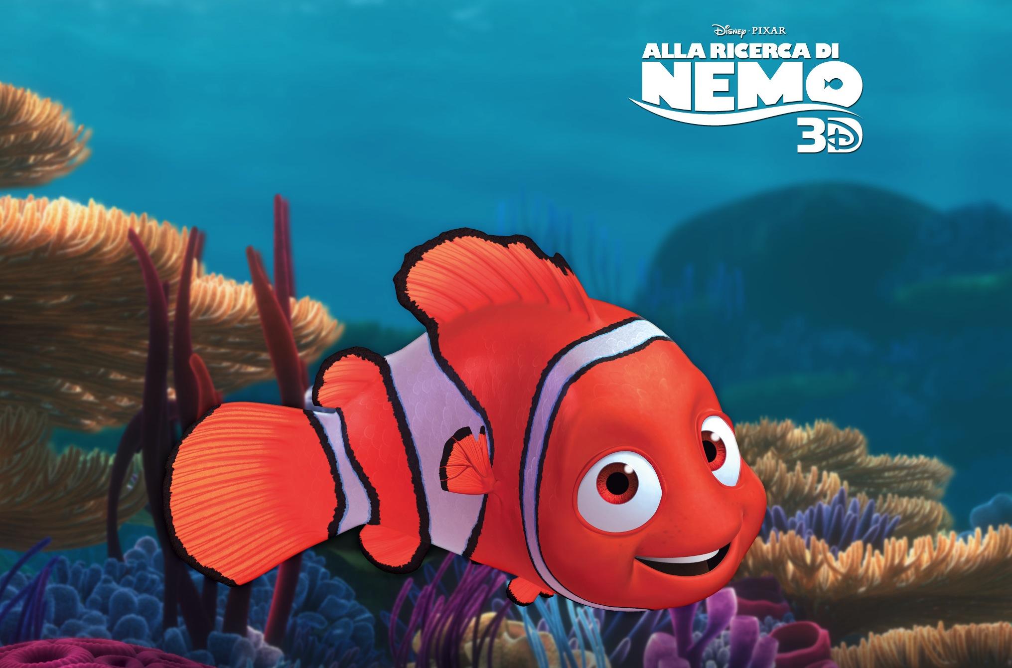 Da Nemo A Dory, Gli 8 Pesci Del Film Che Troverete Anche