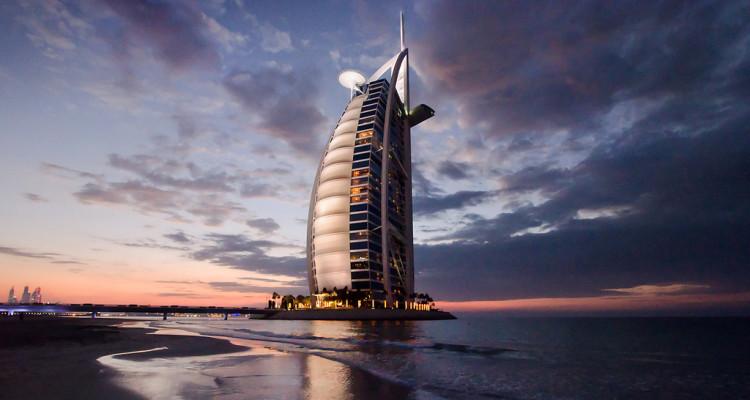 Dubai Burj al Arab cosa vedere