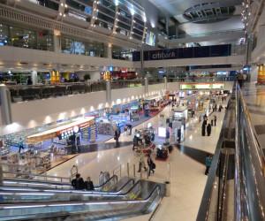 Aeroporto Dubai: cosa fare nell'attesa? Dubai airport