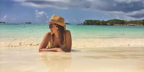 Le 5 spiagge più belle di Bermuda
