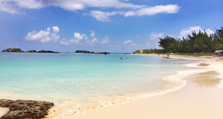 Long Bay, Cooper Island Bermuda