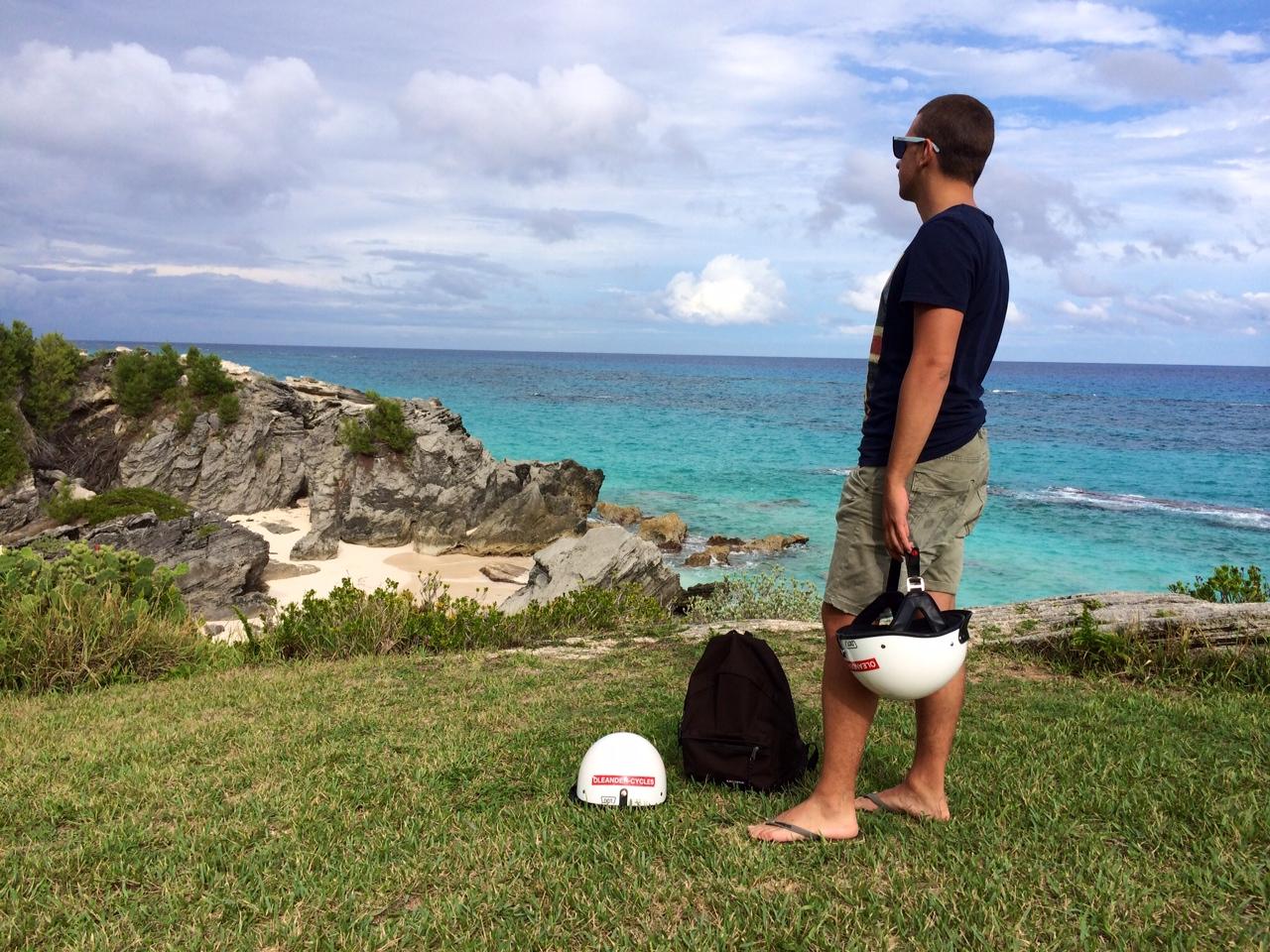 Bermuda - l'isola da girare in motorino