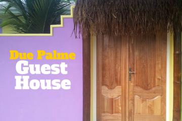 Due Palme Guest House Keyodhoo Maldive