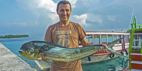 Maldive Alternative pesca