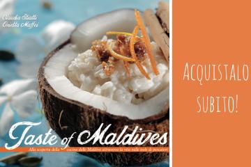 Taste of Maldives - il libro di cucina delle Maldive