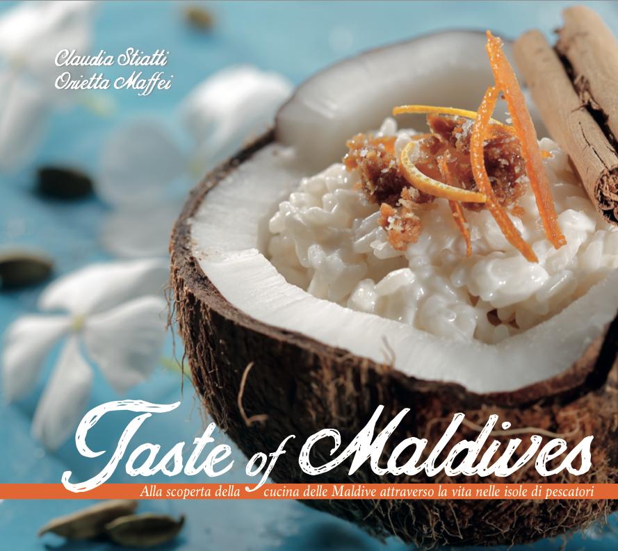 Taste of Maldives - libro di cucina delle Maldive