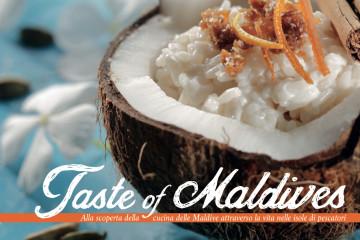 Taste of Maldives- dove acquistare il libro