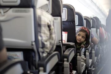 vacanze con bambini, bambini aereo, volo bambini, vacanze con bambini piccoli