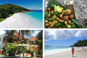 Isole Seychelles: Praslin Anse Georgette