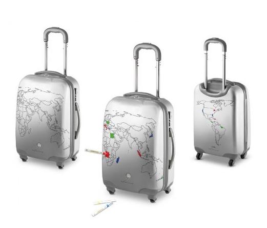 La valigia da colorare