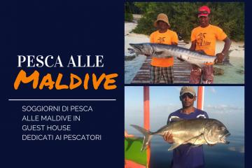 Settimana di pesca alle Maldive - Maldive Alternative