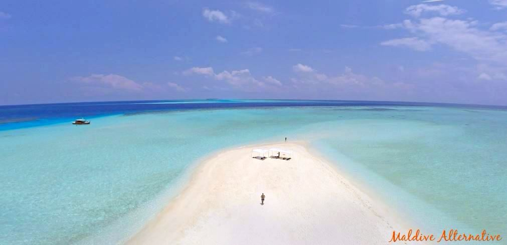 Escursione da Dharavandhoo con Maldive Alternative