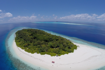 Maldive Alternative drone