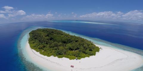 Maldive Alternative drone