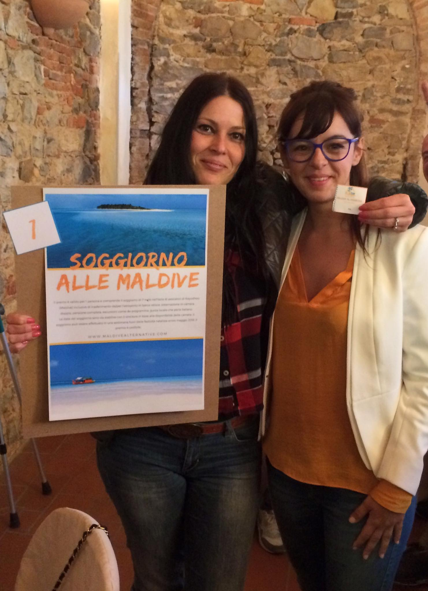 Evento Maldive Alternative in Toscana