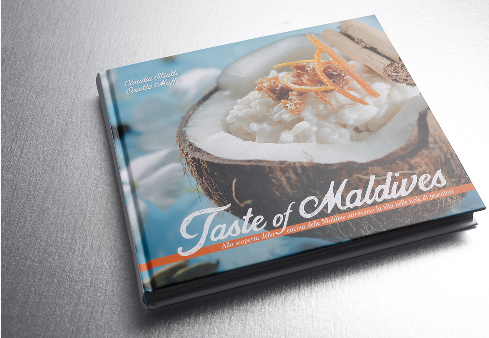 Taste of Maldives cover