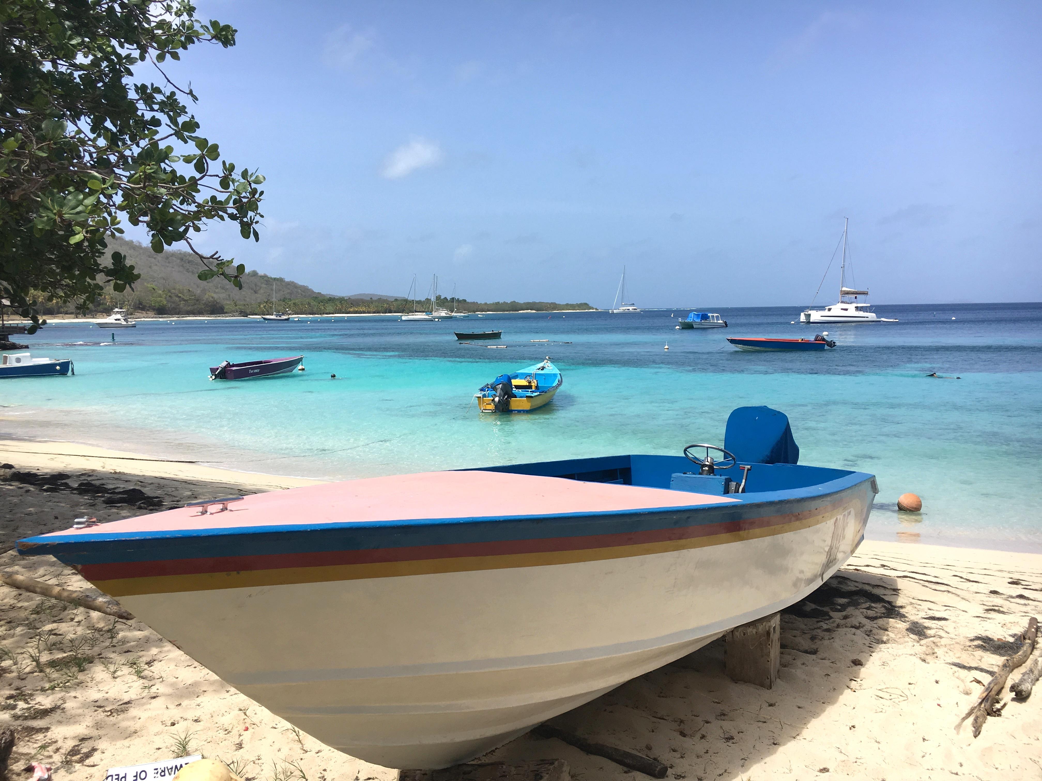 Crociera ai Caraibi: Mustique