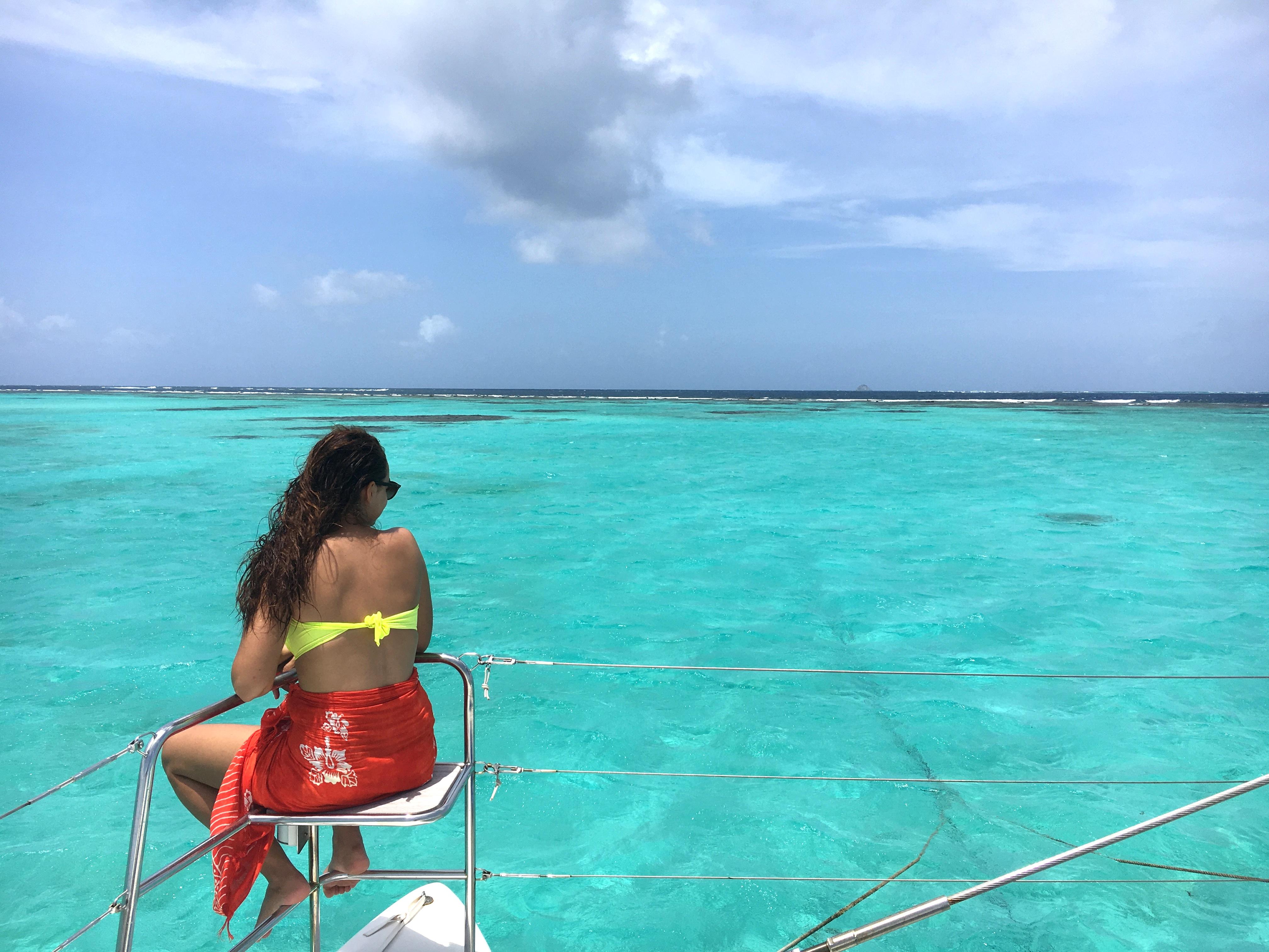 Vacanze in catamarano ai Caraibi