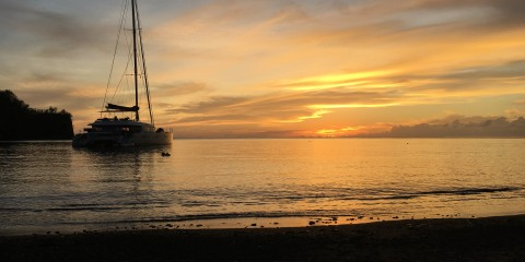 Vacanze in catamarano: St. Vincent, Caraibi