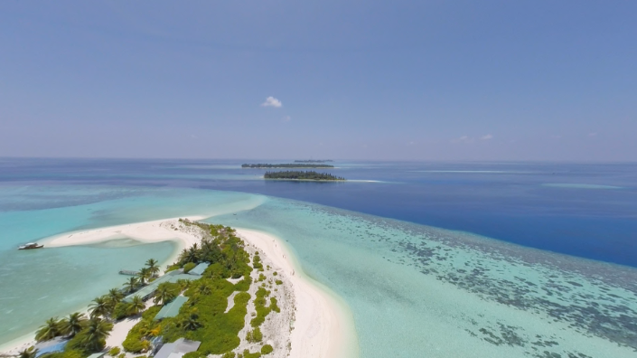 Drone Maldive Alternative Felidhoo