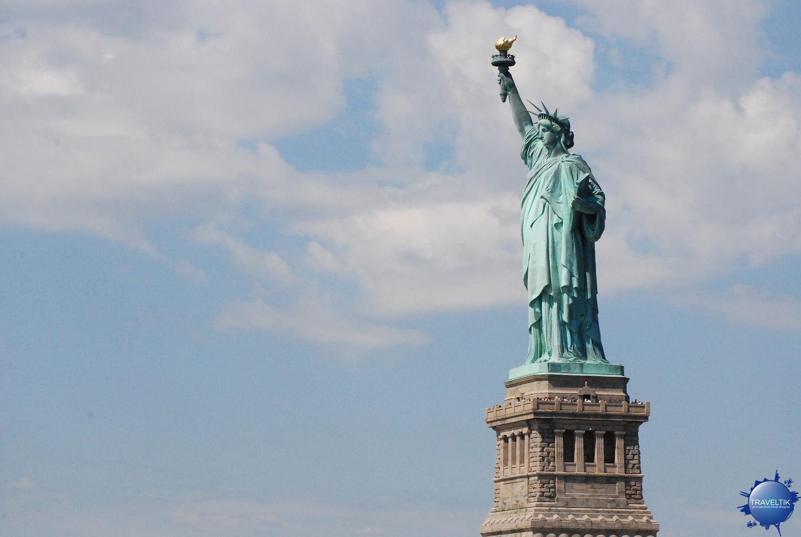 Cosa vedere a New York: Statua della Libertà
