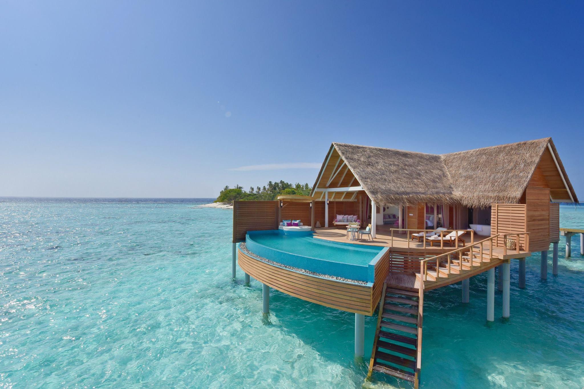 5 resort delle Maldive che ti lasciano senza parole ...