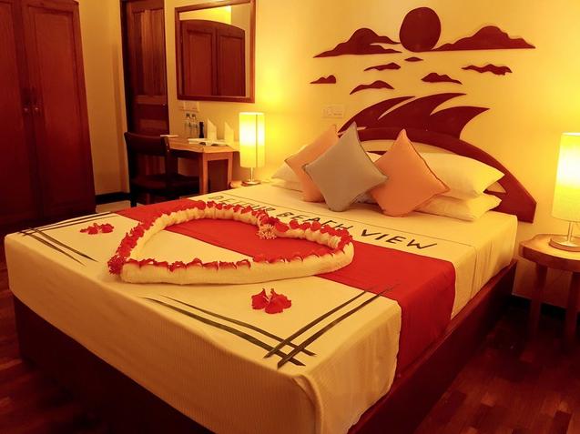 Guest House Hangnaameedhoo Maldive