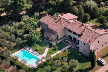 Villa in Toscana - Villa Olimpia