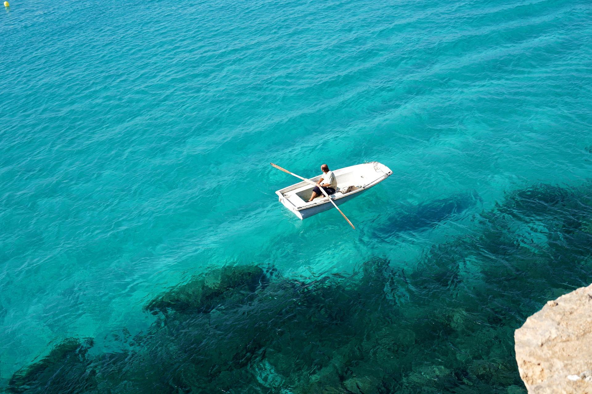 Formentera, Ibiza, Mykonos