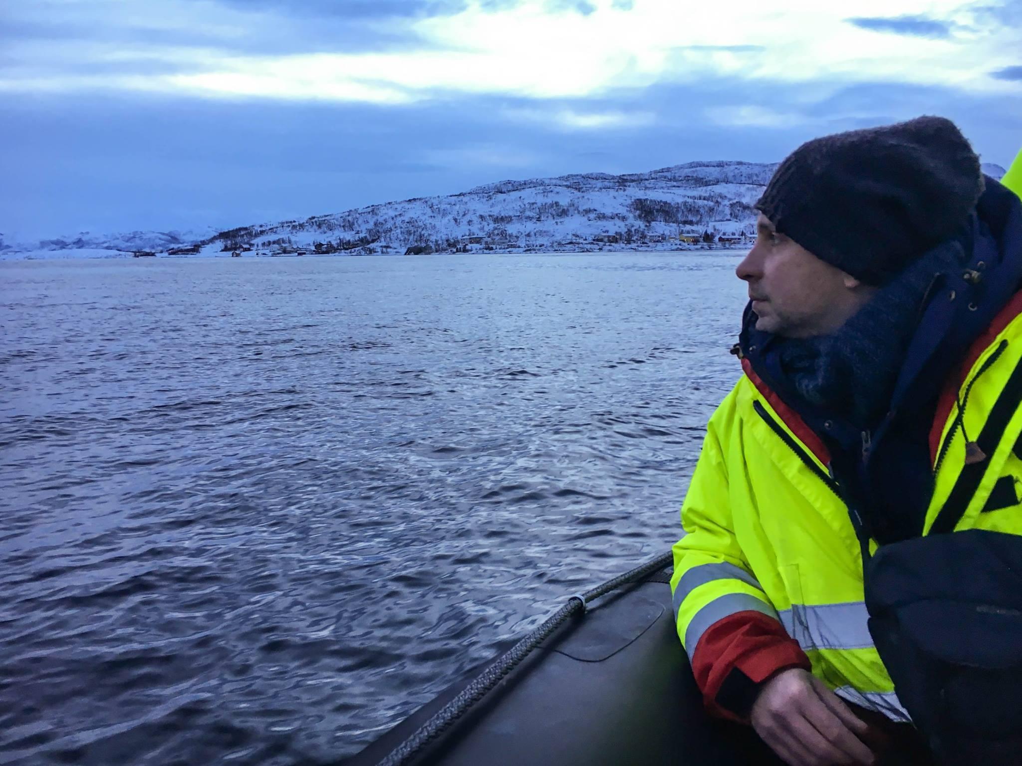 Viaggio a Tromso norvegia: orche e balene