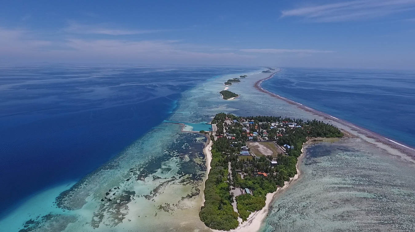Maldive Alternative: atollo di Thaa