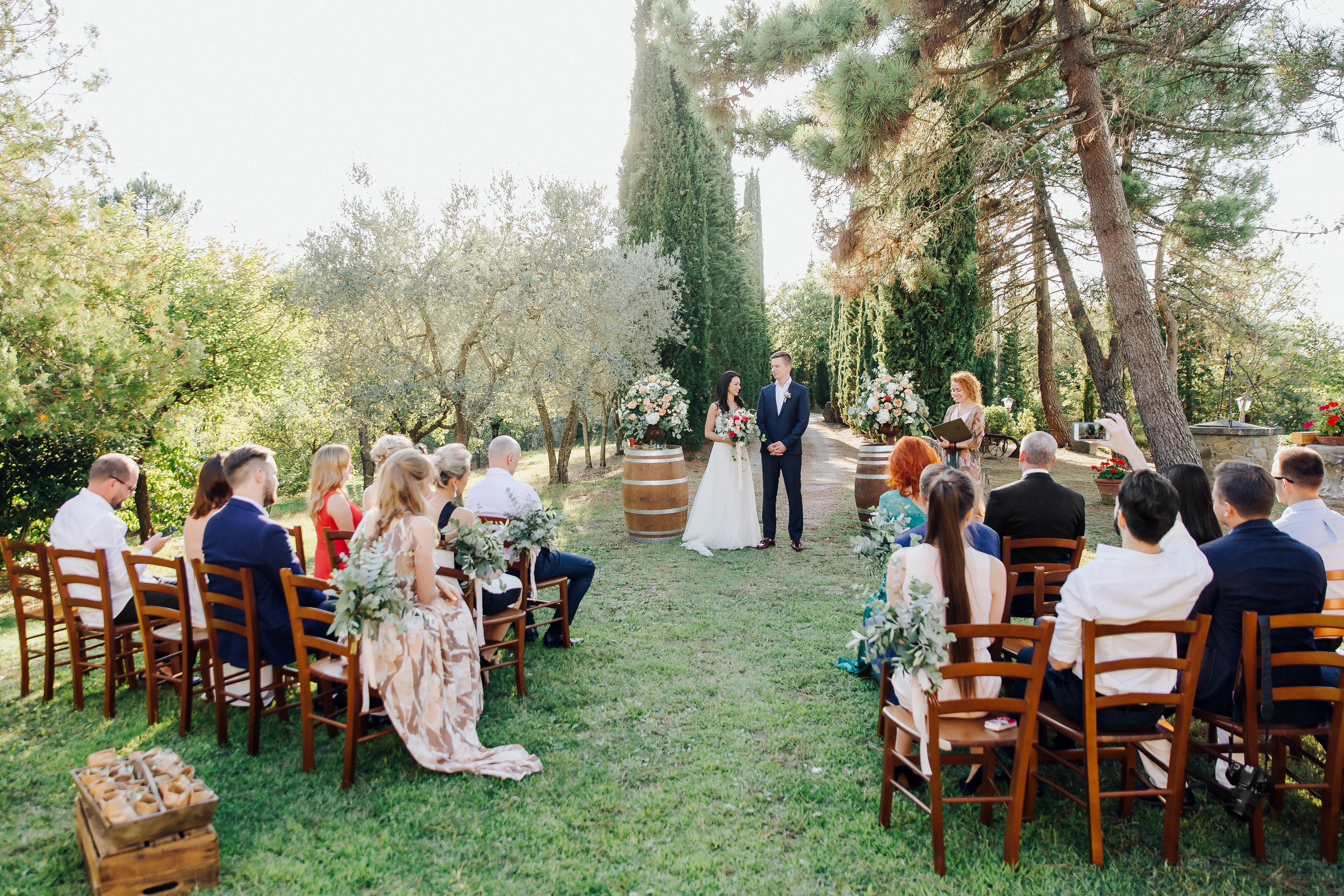 Matrimonio Villa Olimpia - villa Olimpia wedding