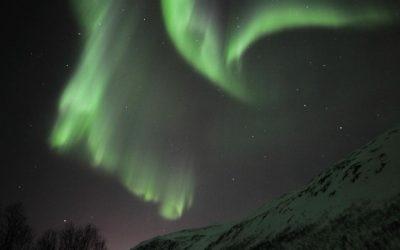 Viaggio Aurora Boreale Tromso Norvegia