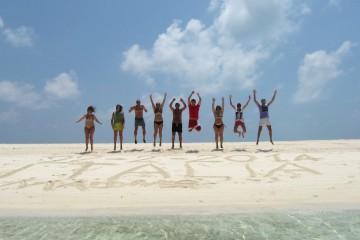 Maldive Alternative - Silvia e Daniele