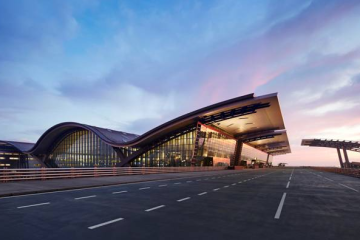 Nuovo aeroporto Doha - Qatar
