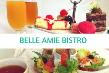 belle amie bistro, Male