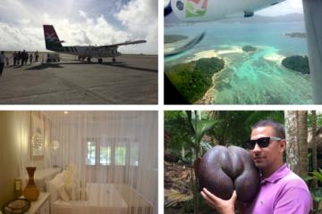 Isole Seychelles, Praslin