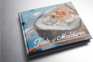Taste of Maldives cover