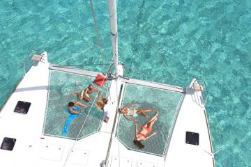 Crociera ai Caraibi in catamarano