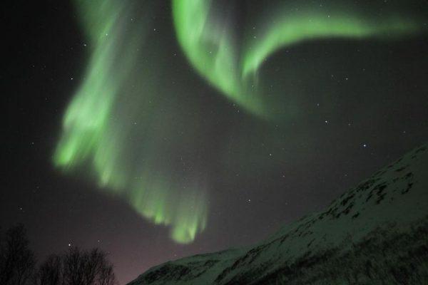 Tromso - Norvegia Aurora Boreale