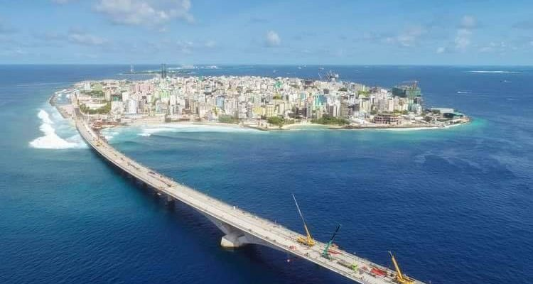 Ponte Maldive - Male aeroporto Hulhumale
